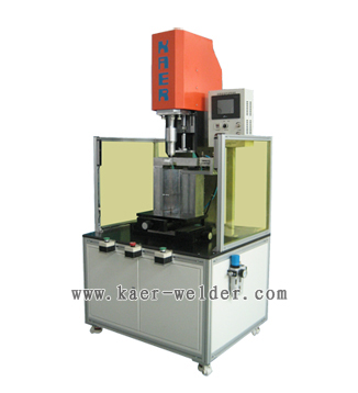 High-accuracy plastic welding equipment